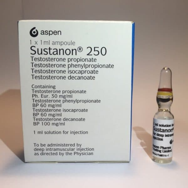 Testosterone Replacement Therapy UK - Sustanon 250