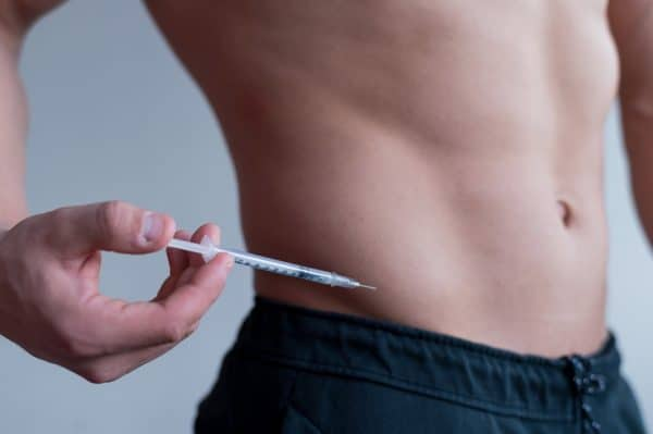 subcutaneous testosterone injection